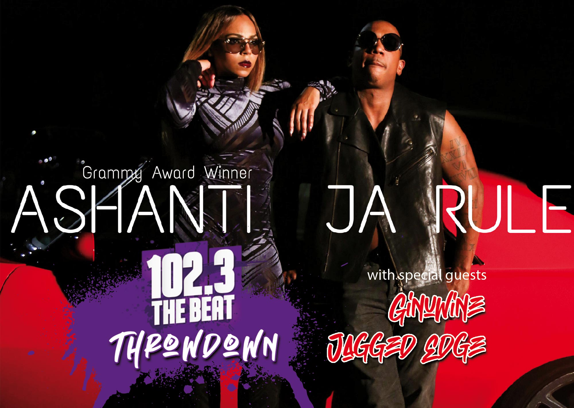 Beat Throwdown with Ja Rule & Ashanti