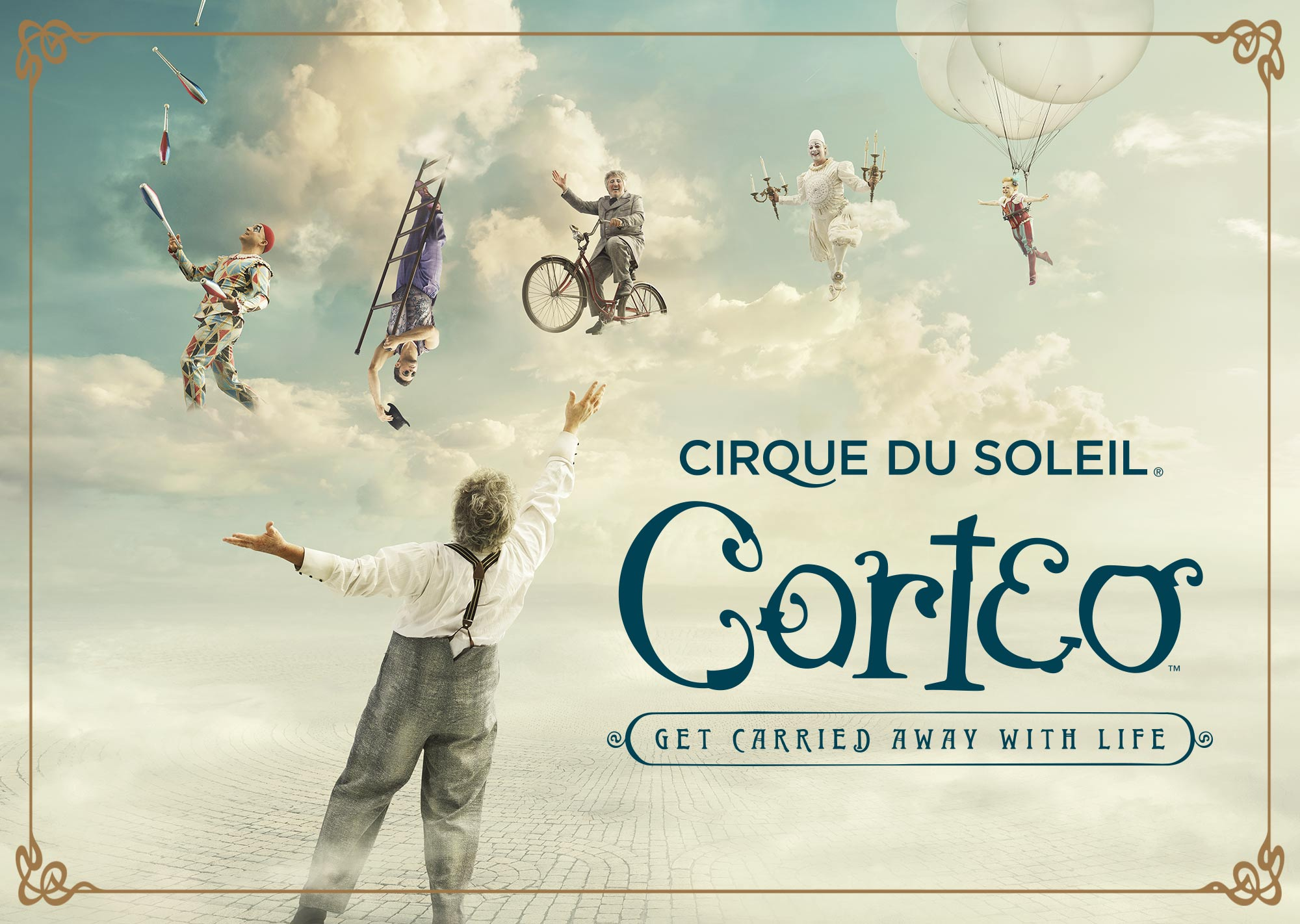 CORTEO, ONE OF THE BEST-LOVED CIRQUE DU SOLEIL PRODUCTIONS, IS COMING TO CEDAR PARK WITH ITS NORTH AMERICAN ARENA TOUR