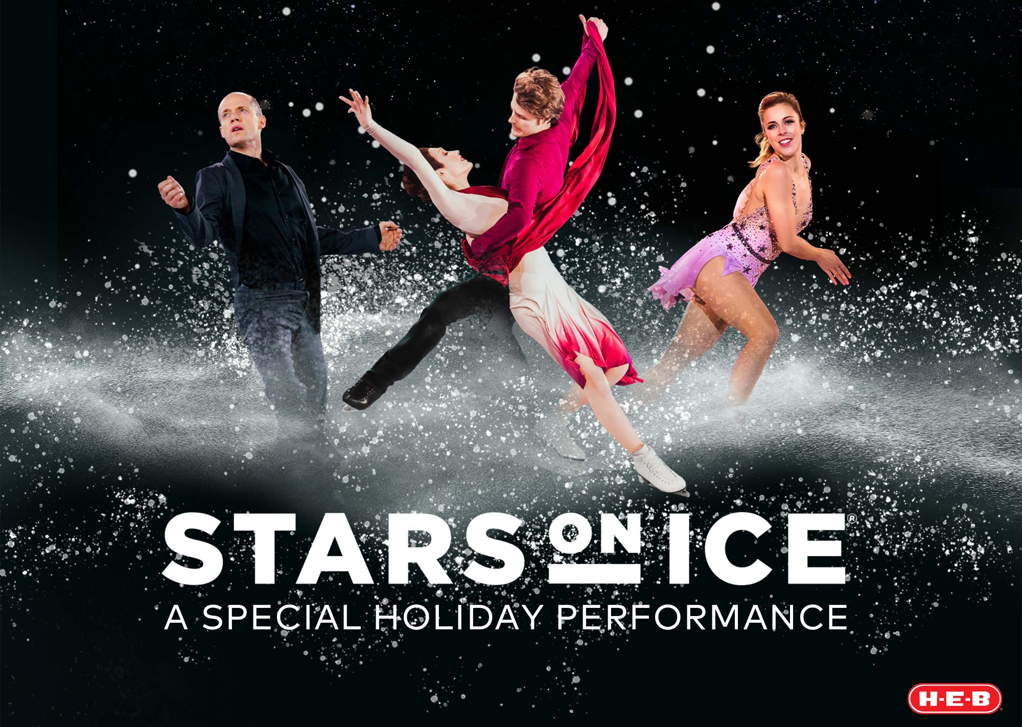 STARS ON ICE DELIVERS OLYMPIC, WORLD AND NATIONAL CHAMPIONS THIS HOLIDAY SEASON TO THE  AUSTIN AREA DECEMBER 15