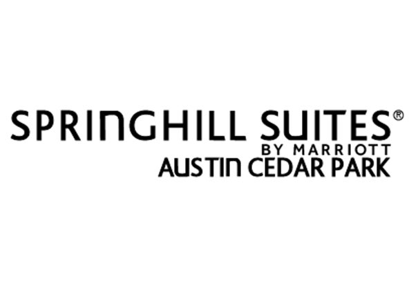 Preferred Cedar Park Partner:<br>Springhill Suites by Marriott Austin Cedar Park
